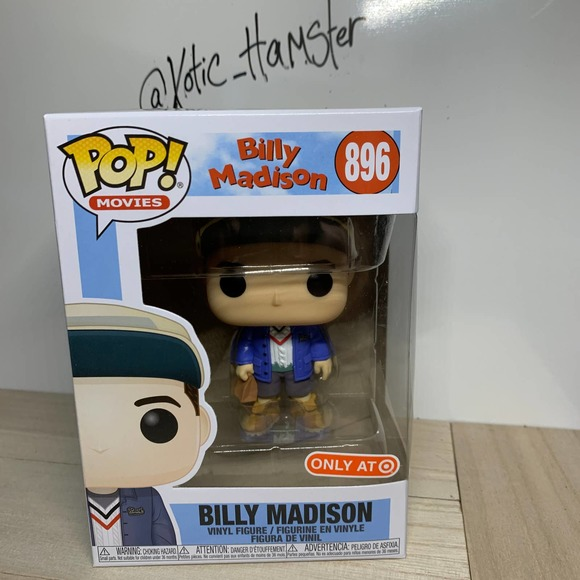 Funko Pop Billy Madison Target Exclusive